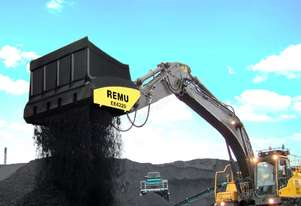 REMU EL 2085 EXCAVATOR SCREENING BUCKET (3T)