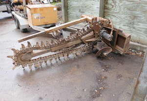 digger HDT-XD trencher attachment 50hp+