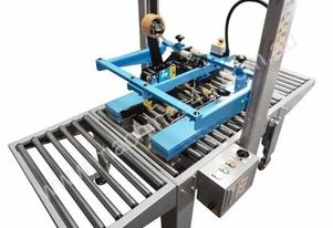 Side Drive Carton Taper with Narrower Taping Head
