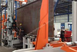 Structural Steel Beam Welding Automation