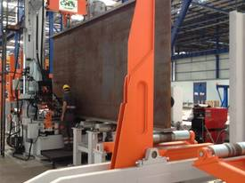 CMM Structural Steel Beam Welding Automation