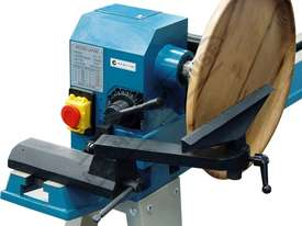 WL-20 Swivel Head Wood Lathe Package with Tooling  370mm Swing x 1100mm Between Centres Includes 100 - picture3' - Click to enlarge