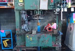 Servex 100 Ton Workshop Press Hydraulic Electric