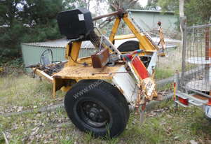 Freighter 3ton cable drum carrier