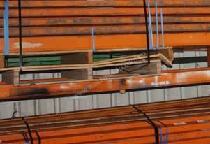 Dexion Beams 3040mm 50 x 85mm Pallet Rack