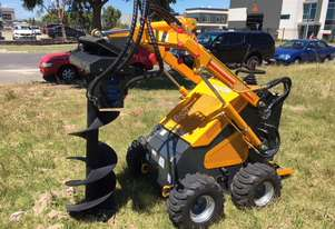 Hysoon Mini digger mini loader 23HP Kohler or Briggs & Stratton