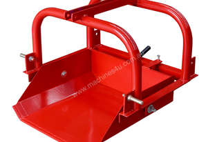 30in Dirt Scoop Bucket 3PL, for CAT1 Tractors