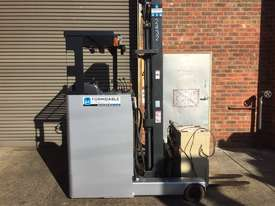 Nissan JH01 Reach Forklift Forklift - picture0' - Click to enlarge
