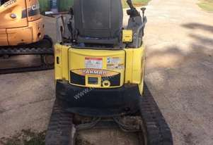 Good Condition 1.7 tonne excavator