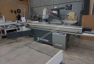 Altendorf panel Saw WA8 made in Germany