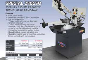 Macc   BANDSAW SPECIAL 280CSO