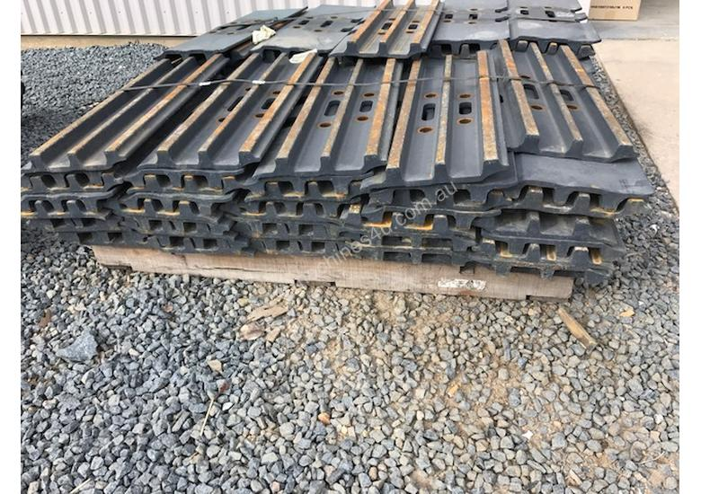 Grouser plates 30 tonne excavator for sale