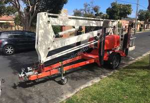 Snorkel Cherry Picker MHP13/35 Commissioned 2008