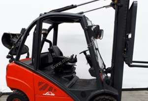 Used Forklift: H25T - Genuine Pre-owned Linde 2.5 t
