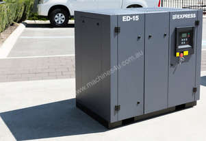 11kW (15 HP) Screw Compressors