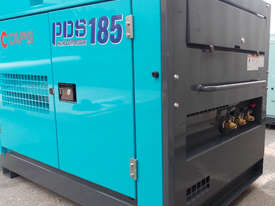 AIRMAN PDS185S-5C5 185cfm Portable Diesel Air Compressor - picture3' - Click to enlarge
