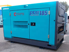 AIRMAN PDS185S-5C5 185cfm Portable Diesel Air Compressor - picture0' - Click to enlarge
