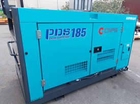 AIRMAN PDS185S-5C5 185cfm Portable Diesel Air Compressor - picture2' - Click to enlarge