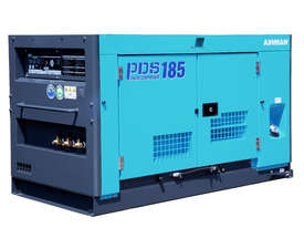 AIRMAN PDS185S-5C5 185cfm Portable Diesel Air Compressor - picture13' - Click to enlarge