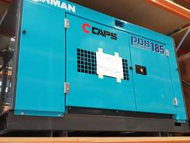 AIRMAN PDS185S-5C5 185cfm Portable Diesel Air Compressor - picture4' - Click to enlarge