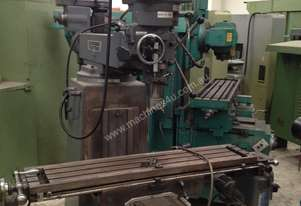 Milling machine with slotting