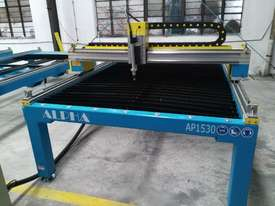 CNC Plasma Cutter AP1530 1.5x3m with Powermax 45 - servo motor driven - 20m/min  - picture3' - Click to enlarge