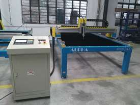 CNC Plasma Cutter AP1530 1.5x3m with Powermax 45 - servo motor driven - 20m/min  - picture2' - Click to enlarge