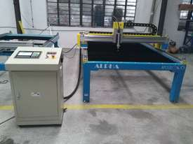 CNC Plasma Cutter AP1530 1.5x3m with Powermax 45 - servo motor driven - 20m/min  - picture0' - Click to enlarge