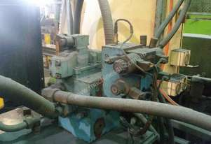 Malcolm Moore Swarf Briquetting Press