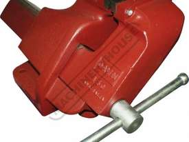 60178 Offset Vice - Cast Iron 100mm Right Hand Offset Vice - picture0' - Click to enlarge