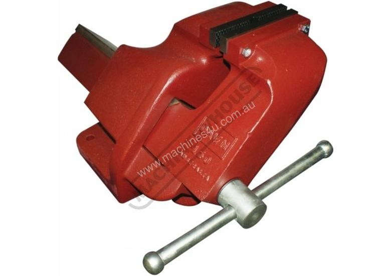 60178 Offset Vice - Cast Iron 100mm Right Hand Offset Vice