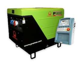 Pramac 8.8kVA Silenced Auto Start Diesel Generator + AMF - picture15' - Click to enlarge
