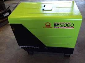 Pramac 8.8kVA Silenced Auto Start Diesel Generator + AMF - picture18' - Click to enlarge