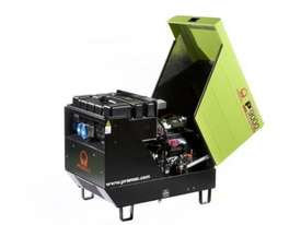 Pramac 8.8kVA Silenced Auto Start Diesel Generator + AMF - picture19' - Click to enlarge