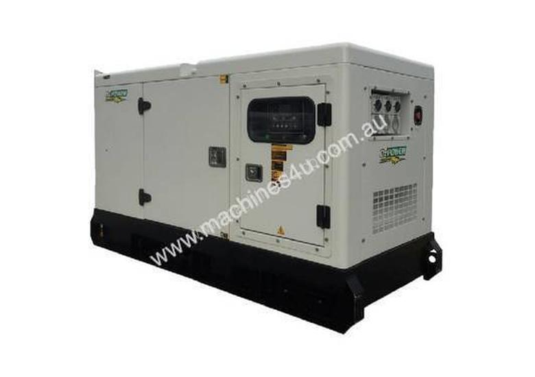 OzPower 110kva Three Phase Cummins Diesel Generator