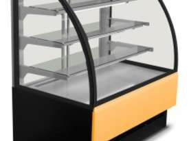 EuroChill - EVO150 Curved Display Fridge - picture1' - Click to enlarge