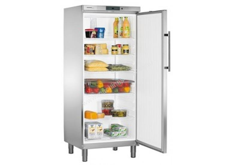 Liebherr 583 L Upright Refrigerator with Comfort Controller GKv 5760