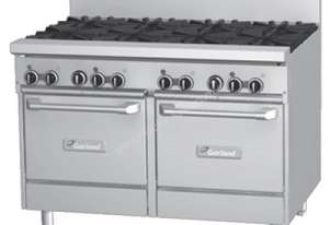 Garland GF48-6G12LL Gas Range with Flame Failure Protection 12`` Griddle