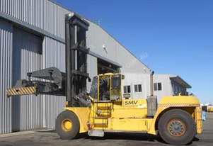 2 x SMV 42 ton laden container handlers