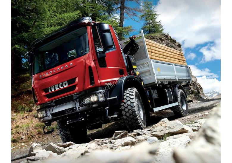 Iveco Eurocargo ML150 4x4 Day Cab