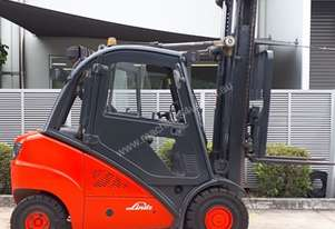 Used Forklift: H30 - Genuine Pre-owned Linde 3t