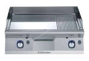 Electrolux 700XP 7FTGHCP00 800mm wide Gas Fry Top Griddle