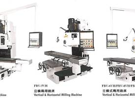 FBV or FBVH Heavy Duty Bed Mills - picture13' - Click to enlarge