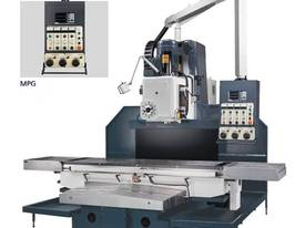 FBV or FBVH Heavy Duty Bed Mills - picture0' - Click to enlarge