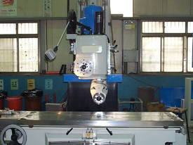 FBV or FBVH Heavy Duty Bed Mills - picture2' - Click to enlarge