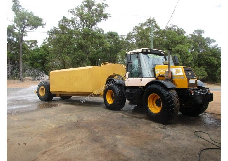 JCB FASTRAC 185-65 Articulated Off Highway Truck