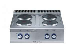 Electrolux 700XP E7ECEH4R00 4 hot plate electric boiling top