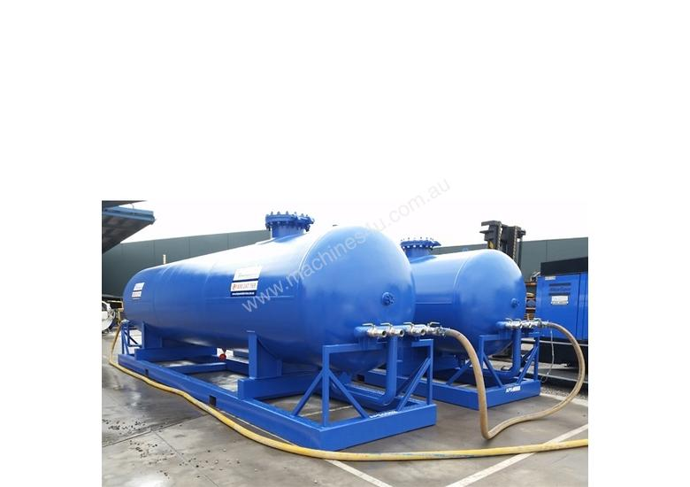 Large Air Receiver Tank, (17,000 litres)