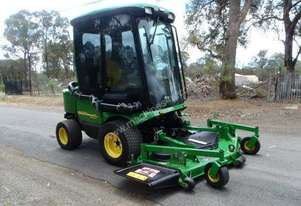 Includes transport- John Deere Series 2 1565 Full Cabin Mower