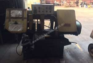 Pacific Automatic bandsaw metal